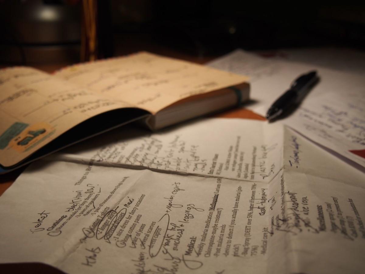 Lists on lists